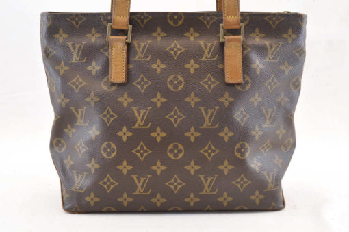 3e4a23f9d01c LOUIS VUITTON Monogram Cabas Piano Tote Bag M51148 LV Auth sa945 ...