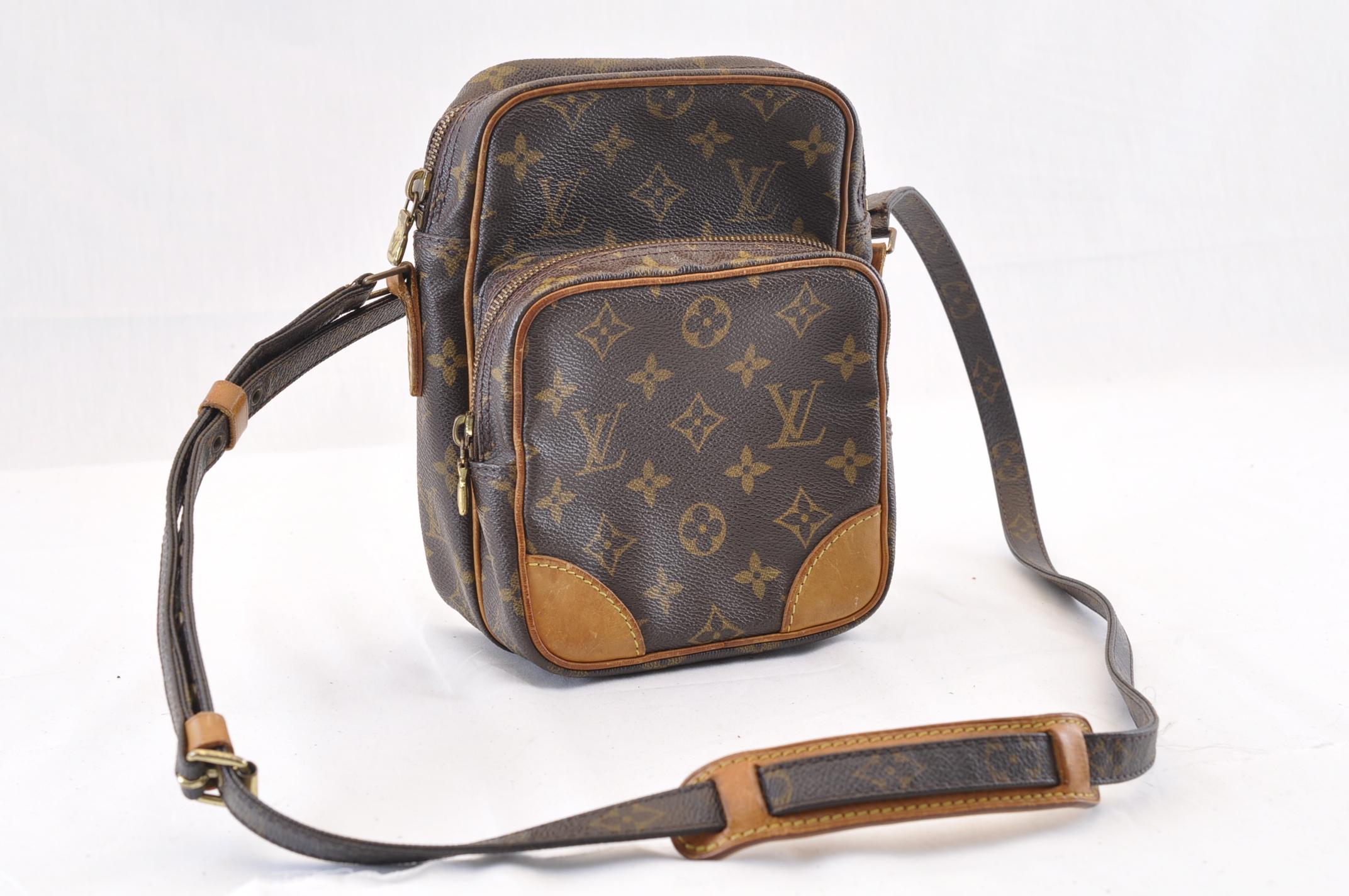 cedd577512ae LOUIS VUITTON Monogram Amazon Shoulder Bag M45236 LV Auth JANK 6730 ...