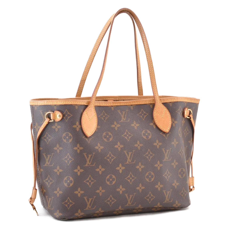 Louis Vuitton Monogramma Neverfull Pm Borsa Grande M40155 ...